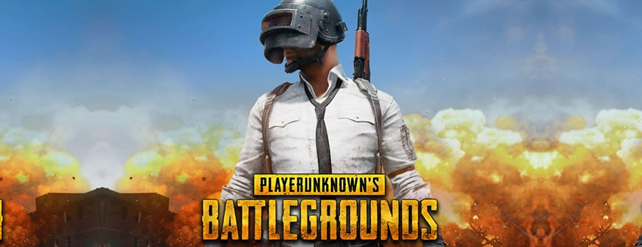 PLAYER UNKNOWN'S BATTLE GROUNDS
